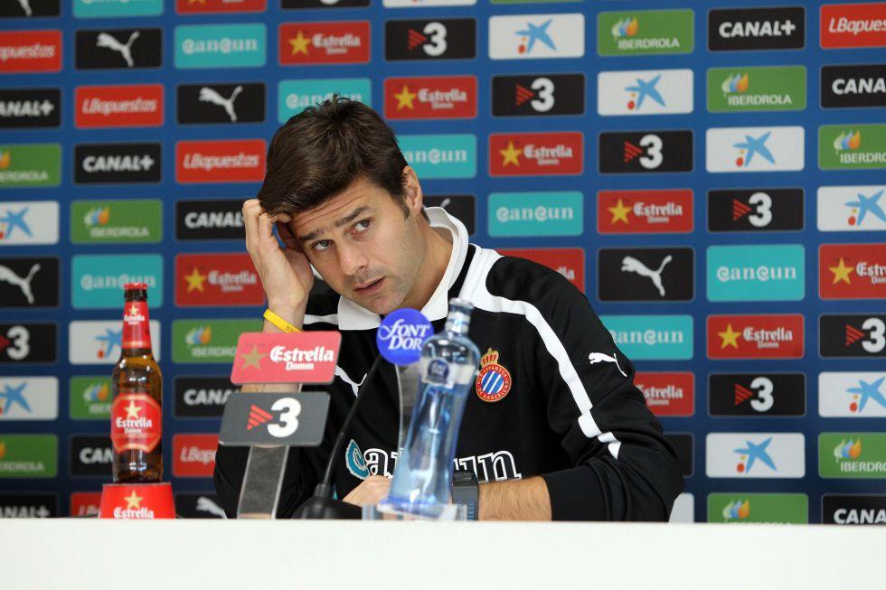"Pochettino: ""Me veo capaz de seguir al frente del equipo"""