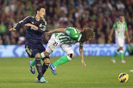 Özil, de nuevo señalado por Mourinho en el Villamarín