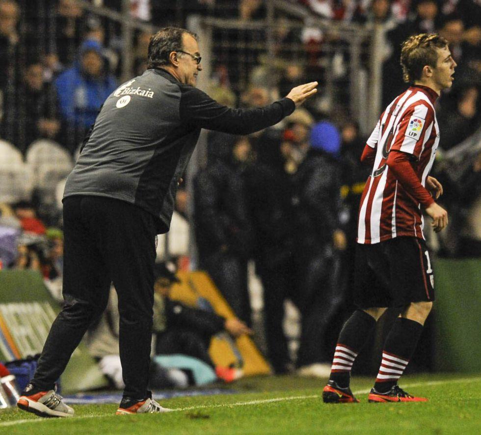 """Bielsa: """"El Athletic hoy dispuso de unas diez ocasiones de gol"""""""