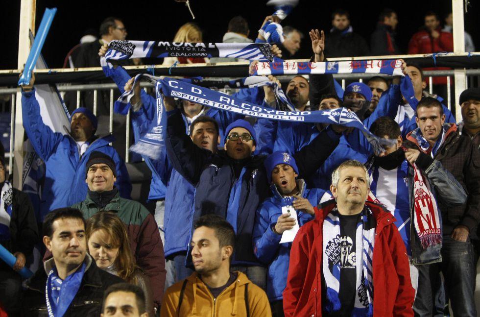 El Alcoyano viaja con 1.000 hinchas y el Bernabéu se llenará