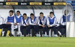 Morata, Nacho, Cheryshev y José Rodríguez, ante el Alcoyano