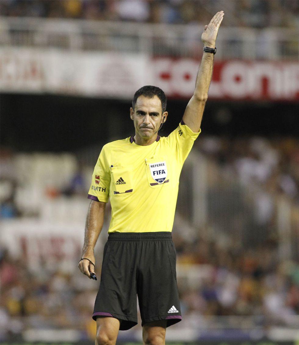 Velasco Carballo sustituye a Hernández Hernández
