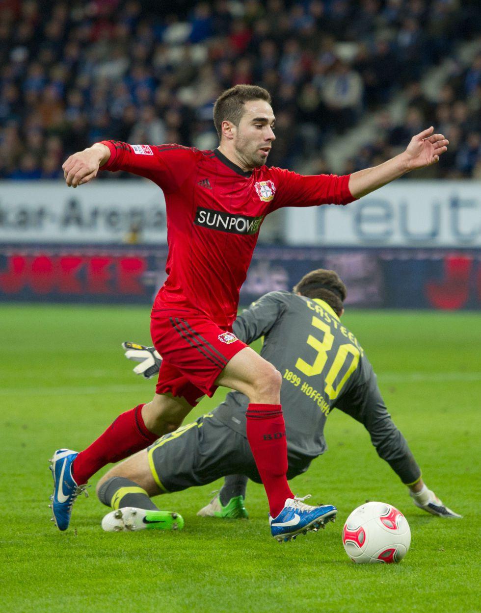 Golazo de Dani Carvajal en su partido frente a Joselu