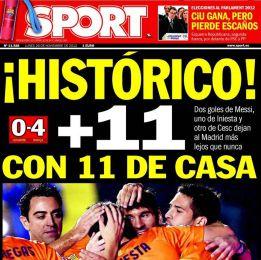 La prensa catalana no cree que la Liga esté sentenciada