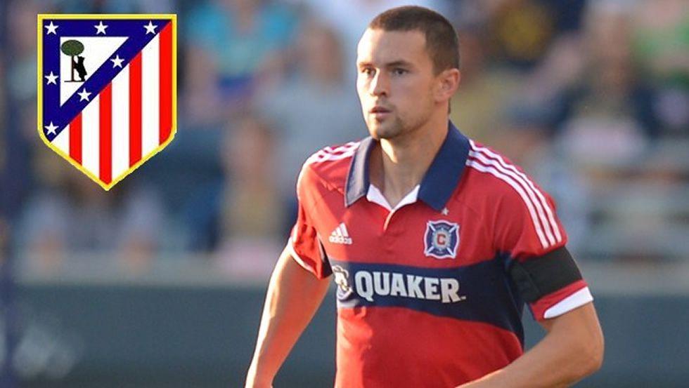 El 'rookie' del año en la MLS entrenará con el Atlético