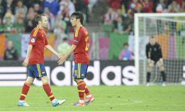 Alonso, Xavi, Silva, Iniesta, Cesc y Busquets optan al FIFPro