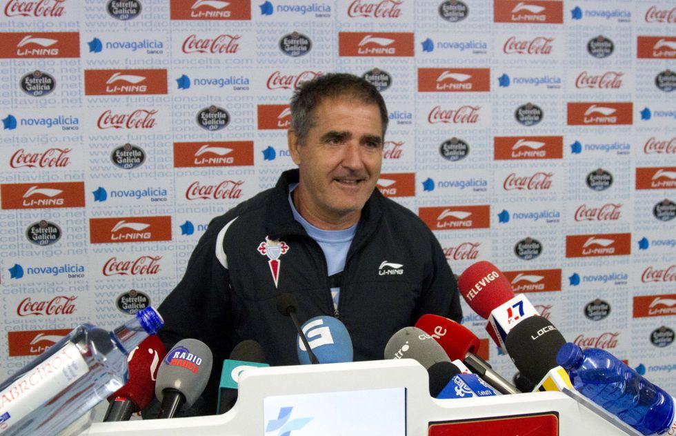"""Paco Herrera: """"Lo más justo hubiera sido un empate"""""""