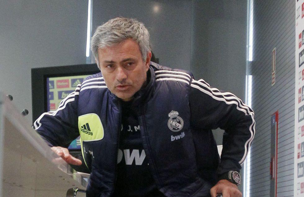 """Mourinho: """"El club es soberano, sólo soy un empleado"""""""