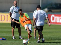 Vadillo, la gran novedad en la lista de Mel ante el Valladolid