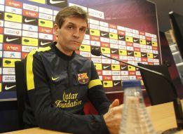 "Tito: ""Messi no ha pedido jugar"""
