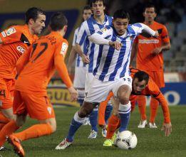 La Real deja la Copa ante un Córdoba muy competitivo