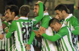 Beñat y Vadillo revolucionan al Betis, que elimina al Valladolid
