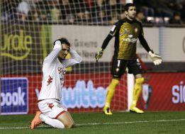 Osasuna se da una alegría en la Copa ante el Sporting de Gijón