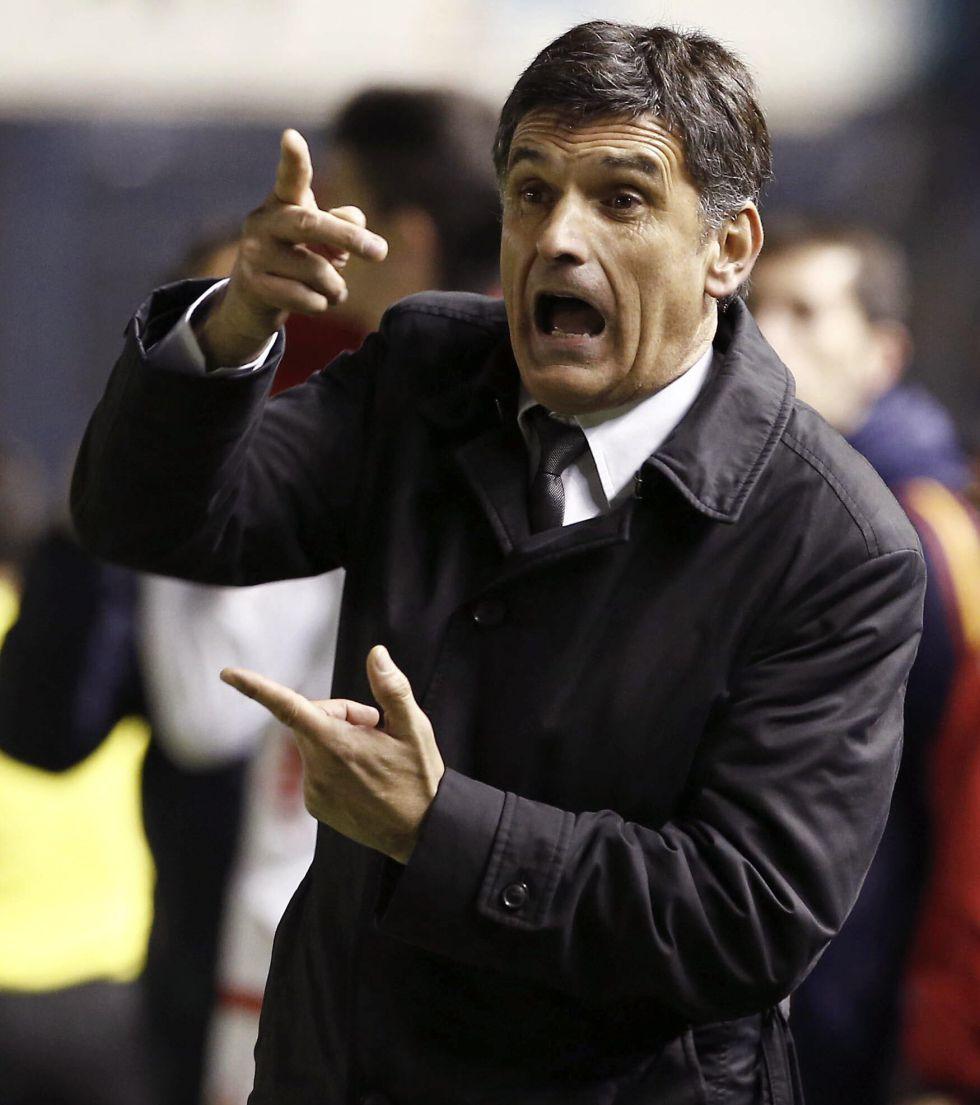 """Mendilibar: """"Somos justos vencedores de la eliminatoria"""""""