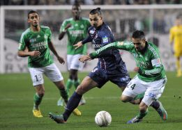 El Saint Etienne elimina al Paris Saint Germain en los penaltis
