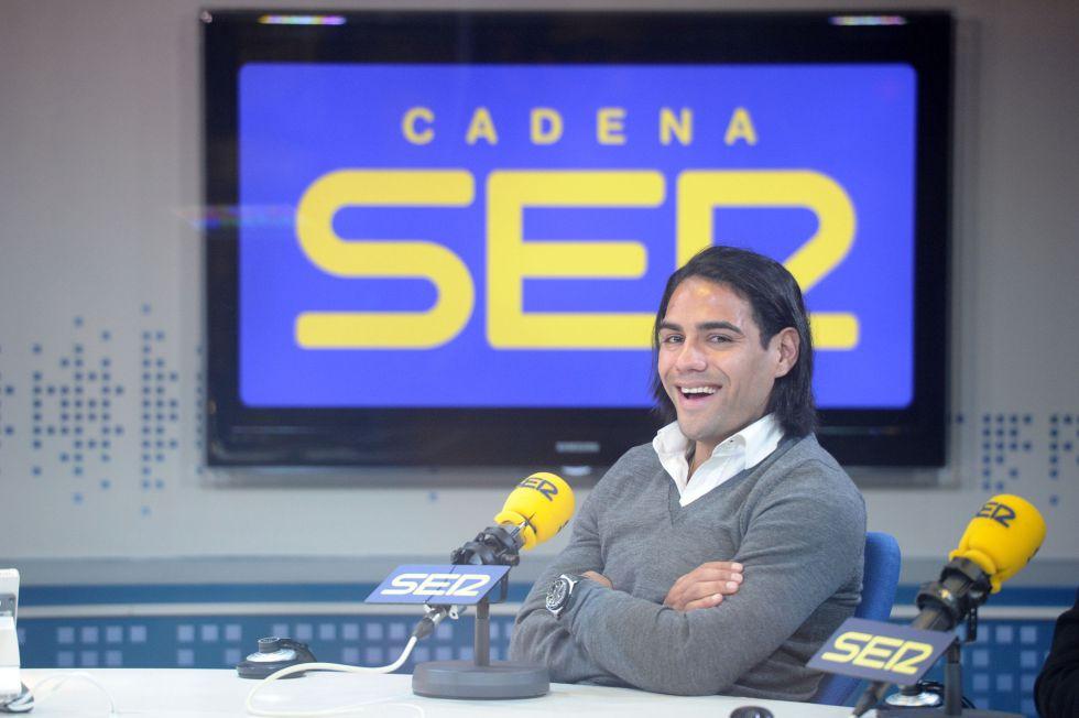 """Falcao: """"No me conformo con empatar en el Bernabéu"""""""