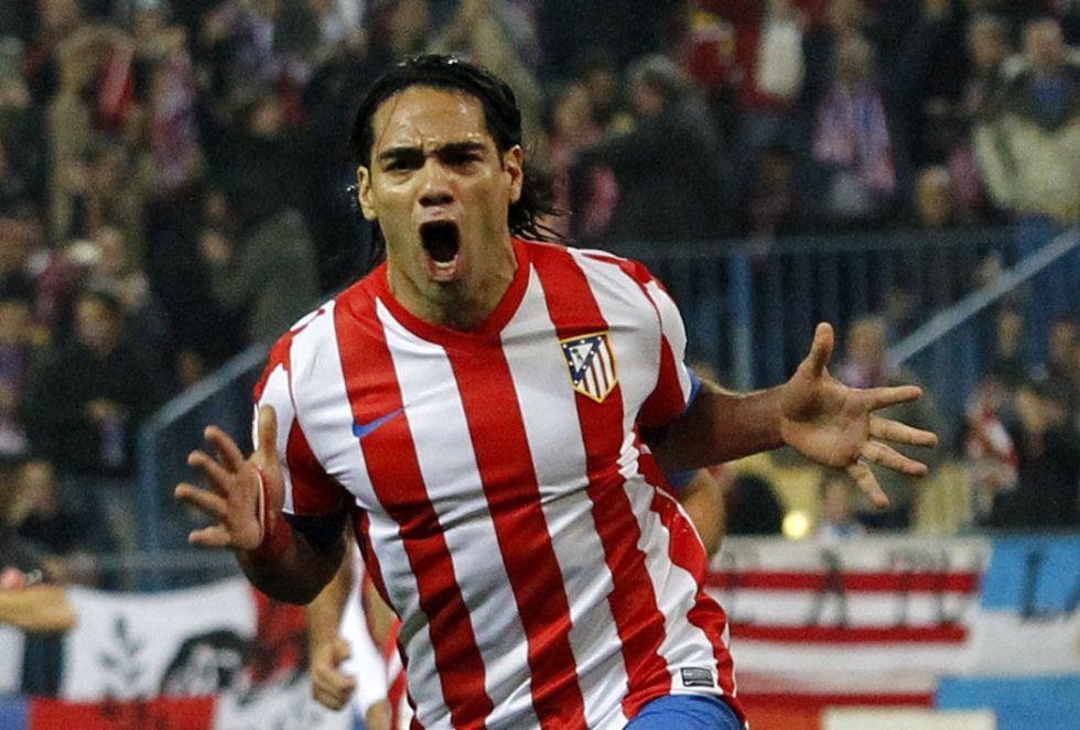 Falcao ha marcado contra 17 equipos de Primera División