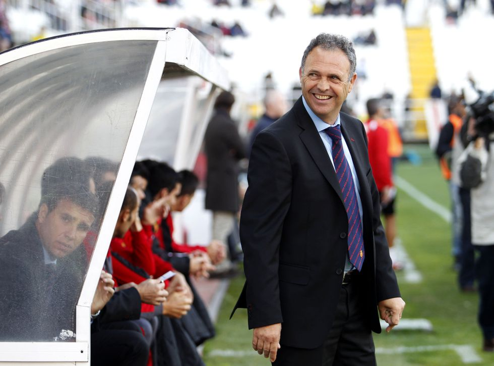 El Mallorca no se plantea el relevo de Joaquín Caparrós