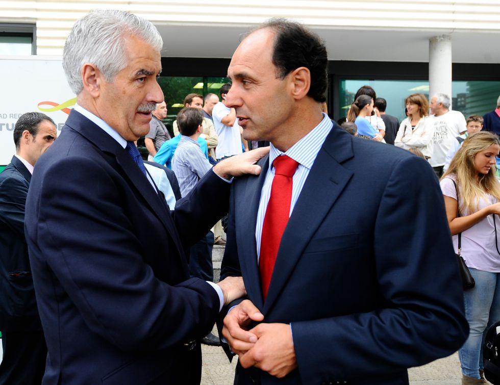 """""""Los administradores tendrán razones claras contra Pernía"""""""