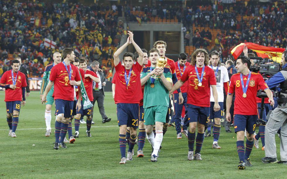 La Federación española negocia jugar en Catar el 6 de febrero