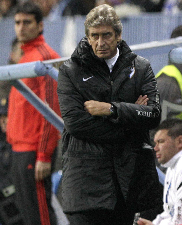 """Pellegrini, enfadado: """"Sin actitud no se puede jugar al fútbol"""""""
