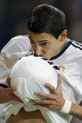 """Di María: """"No falté al respeto a ningún jugador del Alcoyano"""""""