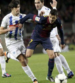 "Villa alcanza la cifra de 301 goles: ""Estoy muy orgulloso"""