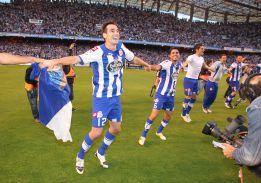 El Deportivo busca recuperar ya la fortaleza de Riazor