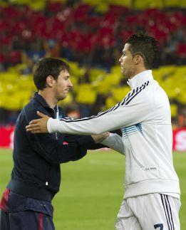 Messi supera en humildad a 'CR7' pero pierde en comunicación