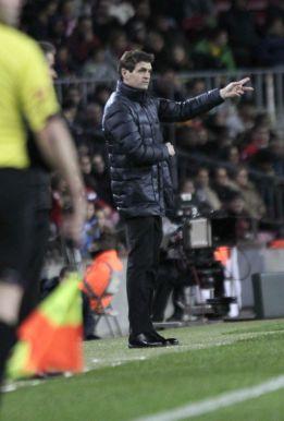 """Tito Vilanova: """"Villa está bien y yo cada vez lo veo mejor"""""""