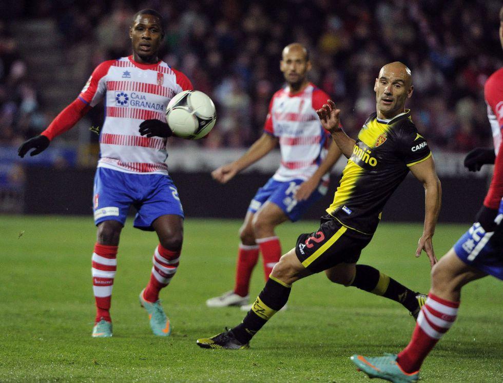 Un gol de José Mari le da el pase al Zaragoza pese a perder