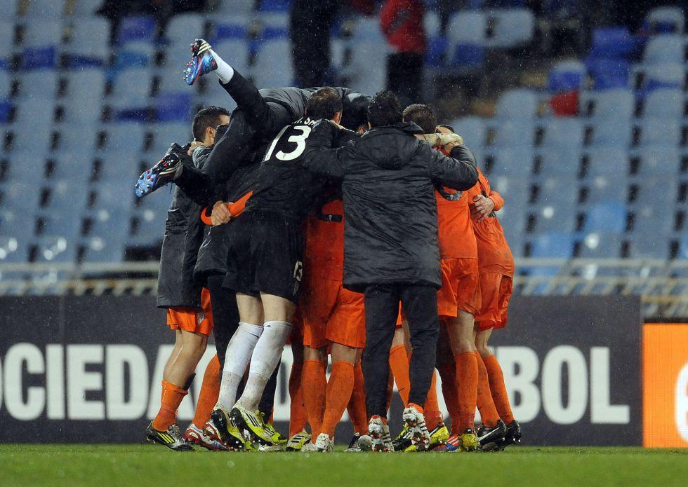 El Barça jugará en la Copa el 12-D a las 20 y el Madrid, a las 22