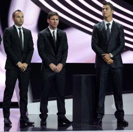 FIFA anuncia hoy los tres finalistas del Balón de Oro