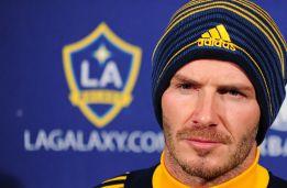 """Beckham sobre Premier: """"Tengo opciones sobre la mesa"""""""