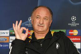 """Scolari: """"Tenemos la obligación de ganar el Mundial de Brasil"""""""