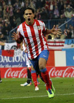 Falcao, candidato al gol del año