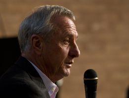"""Cruyff: """"A Pep se le aprecia la actitud. Del Bosque es un señor"""""""