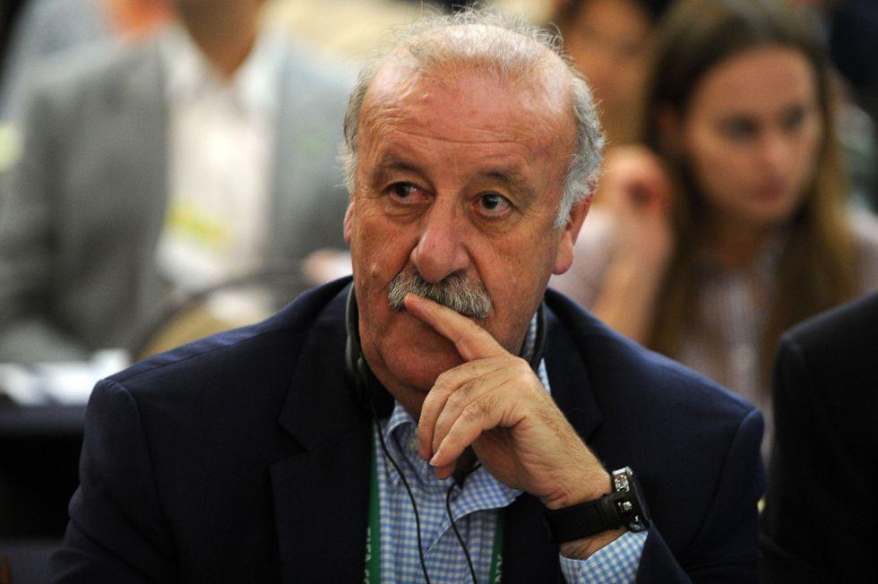 """Del Bosque: """"Es una muestra del alto nivel del fútbol español"""""""