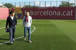 Carta abierta de Andrés Iniesta pidiendo ayuda para el Albacete
