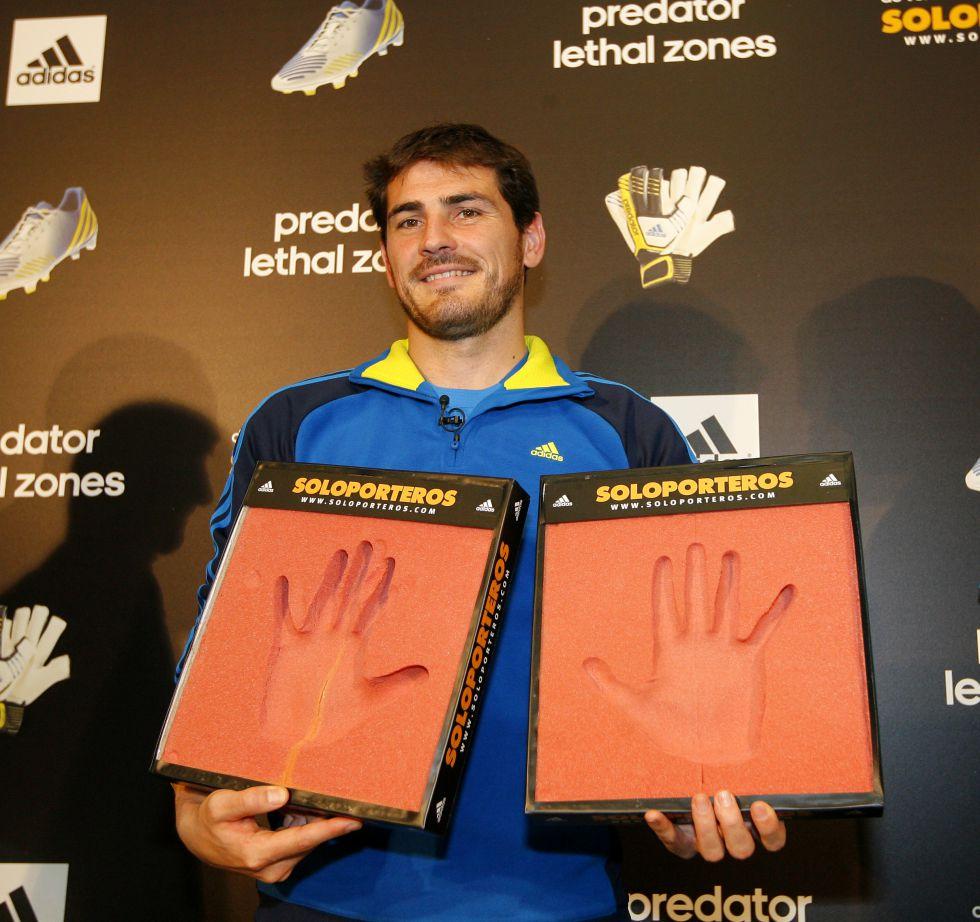 """Iker Casillas: """"Se puede estar siendo injusto con Mourinho"""""""