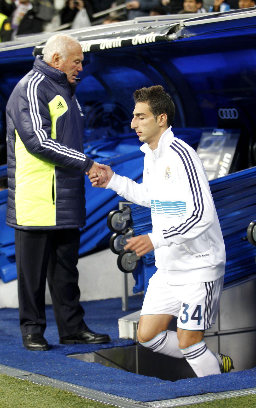 Mourinho libera a Morata, que jugará con el Castilla en Murcia