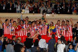 El Atlético cobrará de la UEFA, el Málaga tendrá que esperar