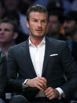 El Mónaco, interesado en contratar a David Beckham