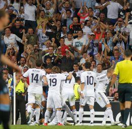 El Real Madrid es el favorito en las apuestas para este derbi