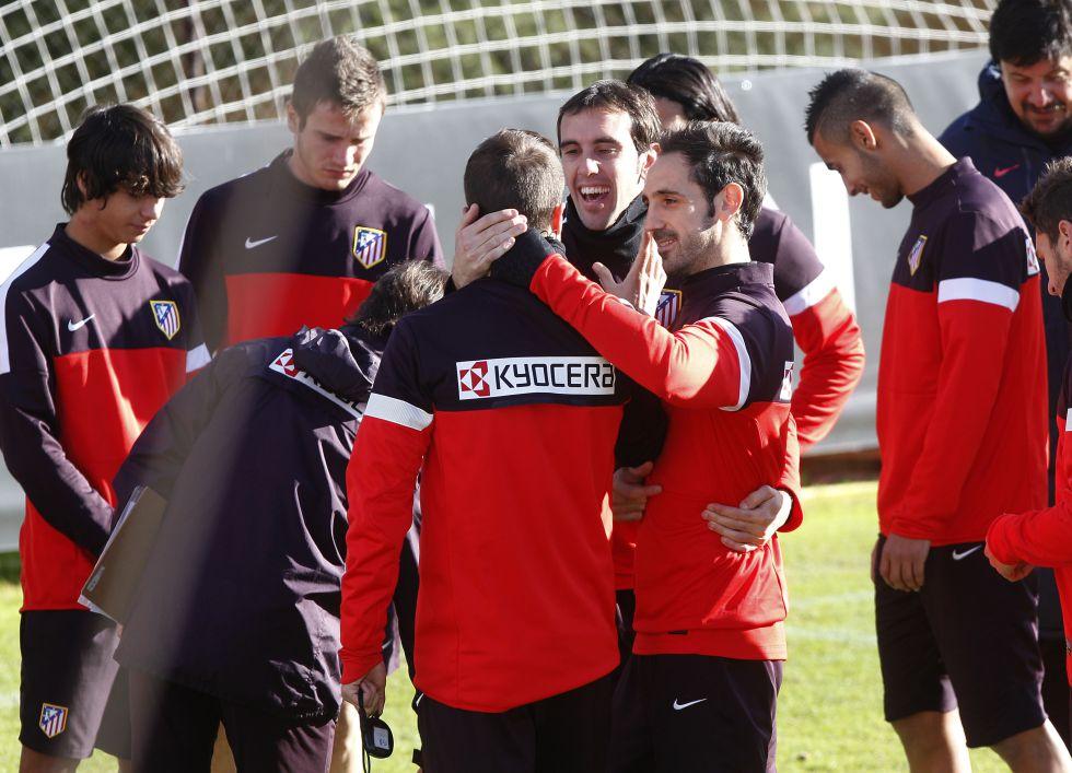 Mario volverá al once del Atlético tras cumplir su sanción