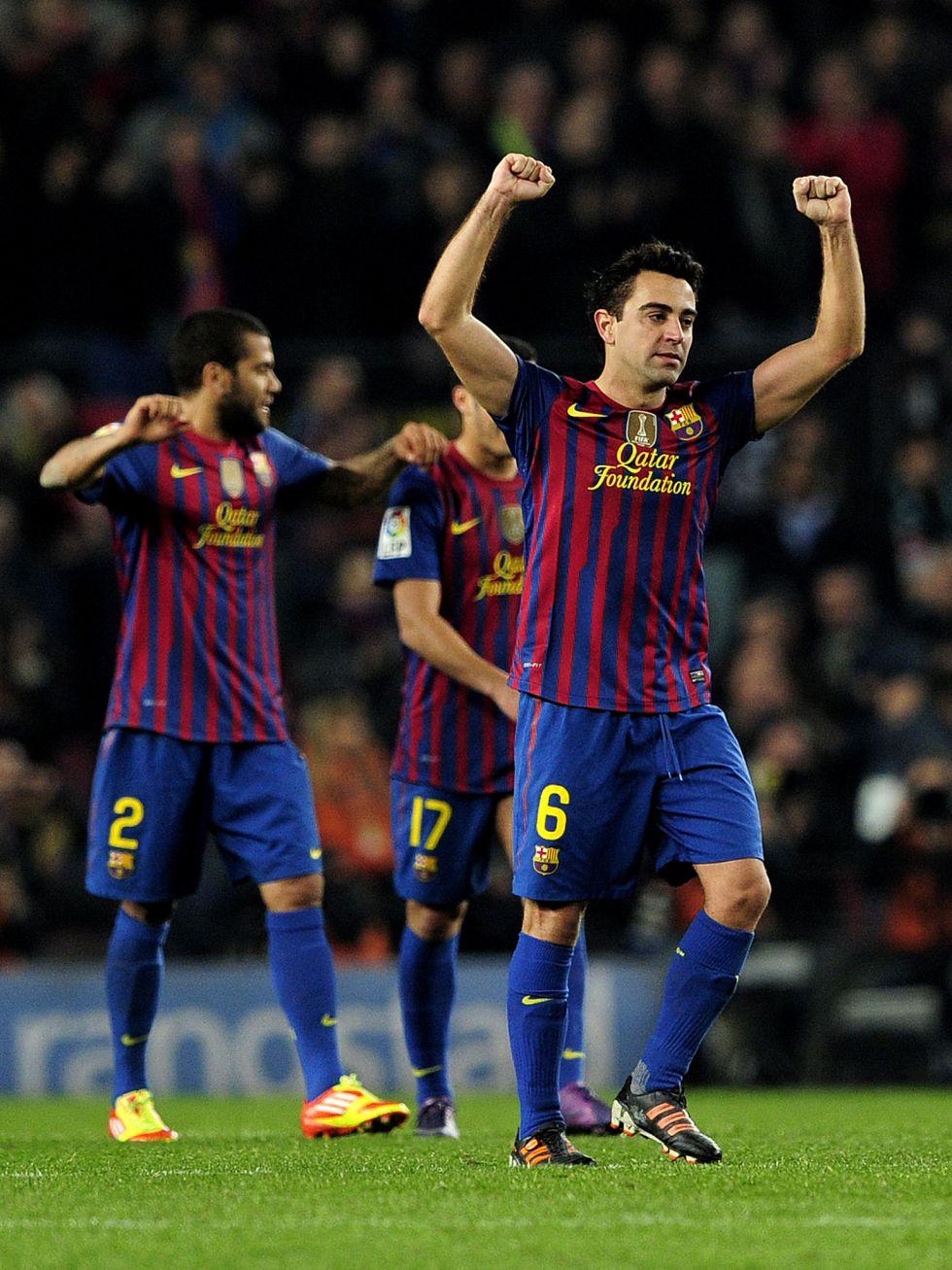 Xavi quedará cuarto y Falcao quinto en el Balón de Oro 2012