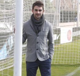 """Adrián: """"Si el Madrid sale a morder, nosotros, aún más"""""""