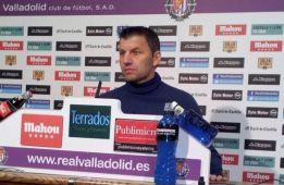 """Djukic """"Sabemos que el Sevilla saldrá a arrollarnos"""""""