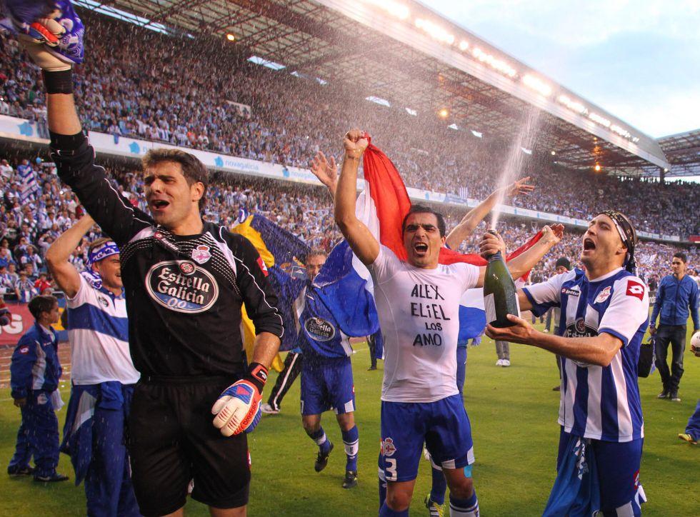 Aranzubia, única novedad en el Deportivo para recibir al Betis