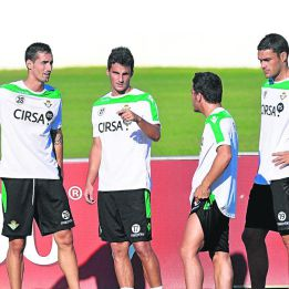 Mel incluye en su lista contra el Deportivo a dos canteranos